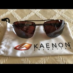 Kaenon polarized spindle series sunglasses